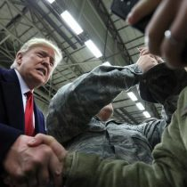 Trump amenaza con cerrar frontera con México si no logra fondos para muro