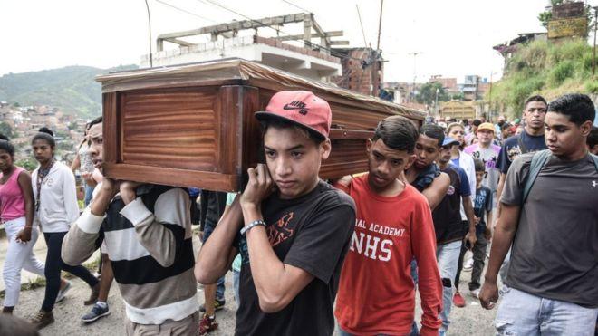 Violencia en Venezuela: 4 datos que evidencian la