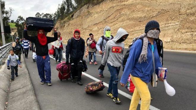 Feminicidio en Ecuador: la advertencia del presidente Lenín Moreno a los migrantes venezolanos tras el asesinato de una mujer embarazada