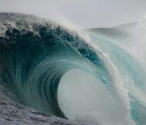 La ola de 1.600 metros que pudo acabar con los dinosaurios