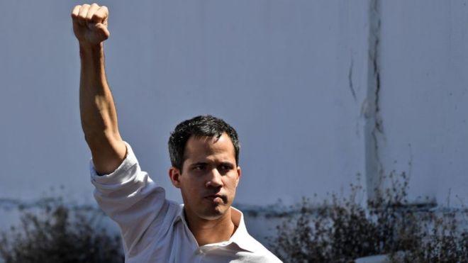 Juan Guaidó: cómo pasó en 48 horas de ser un diputado de Venezuela poco conocido al más prominente líder opositor del país
