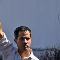 Guaidó se declara