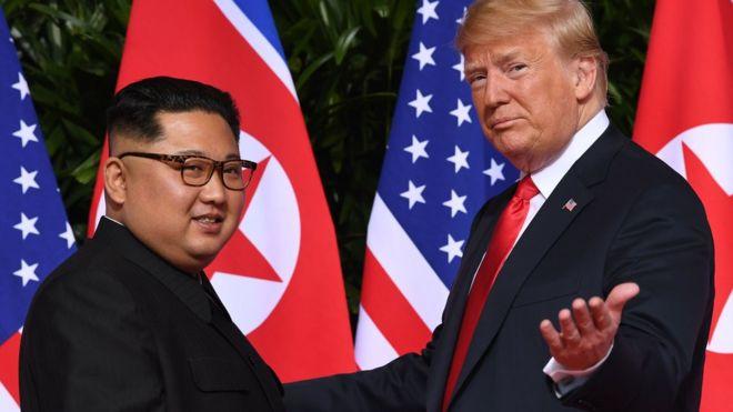 Trump y Kim Jong-un se reunirán en una segunda cumbre Estados Unidos - Corea del Norte