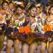Carnaval con la Fuerza del Sol espera dar alegría a Arica