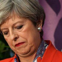 Estudio señala que sólo el 22 % de los británicos respalda el acuerdo del
