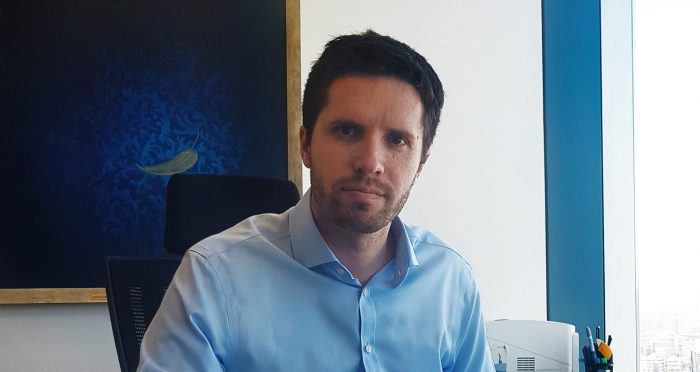 Domingo Jiménez, Compañía Pisquera de Chile: