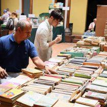 XXVII Feria del Libro Usado en Universidad Mayor