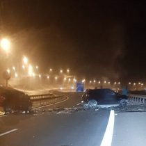 Choque cuádruple deja cinco muertos y cuatro heridos en Iquique