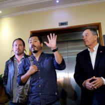 Finalmente volvió a Chile el equipo de prensa de TVN que fue retenido en Venezuela