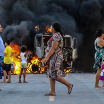 Brasil despliega tropas para detener ataques criminales