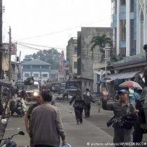 Dos explosiones dejan 27 muertos y 77 heridos en Filipinas