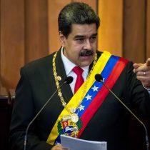 """Nicolás Maduro ante la prensa internacional: """"Existe un golpe mediático de las elites en contra de Venezuela"""""""