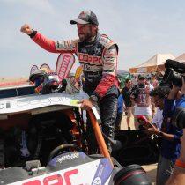 Nuevo triunfo del 'Chaleco': Francisco López se adjudicó su segundo Dakar en vehículos ligeros