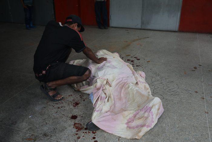 Venezuela: ONG registran 35 muertos y 850 detenidos en protestas