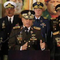 Generales venezolanos ratifican apoyo a Nicolás Maduro