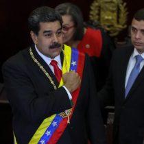 """Nicolás Maduro dice que no renuncia: """"¿Vamos a legitimar que desde el exterior se quiera imponer un gobierno títere?"""""""