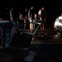 Cinco personas mueren en accidente de tránsito en Ancud