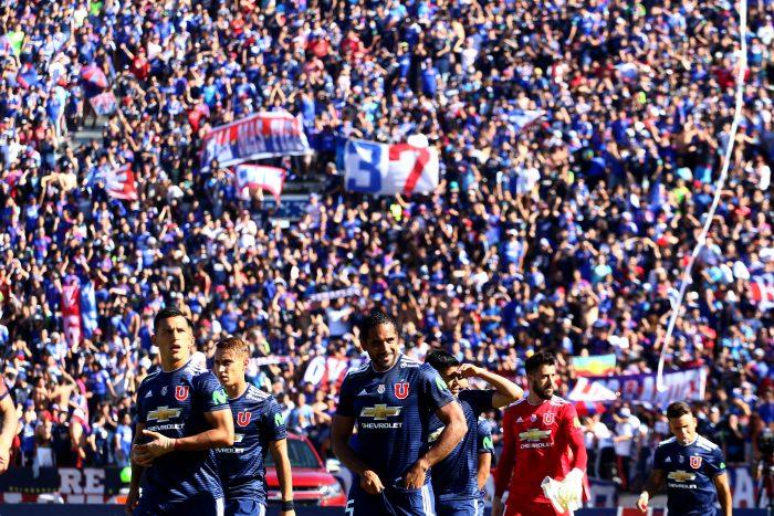 A soñar los azules: se abre la posibilidad de construir el estadio de la U en San Bernardo
