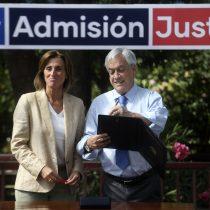 Cubillos protagonizó discusión tuitera con ex profesor de sus hijos que cuestionó proyecto de Ley de Admisión