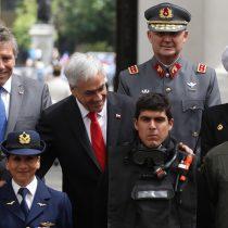 Piñera firma proyecto de ley que moderniza la carrera militar en el país