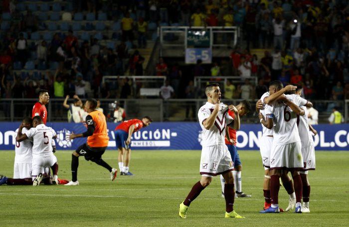 Selección sub 20 de Venezuela no queda al margen: Futbolistas se manifiestan respecto a la situación política de su país
