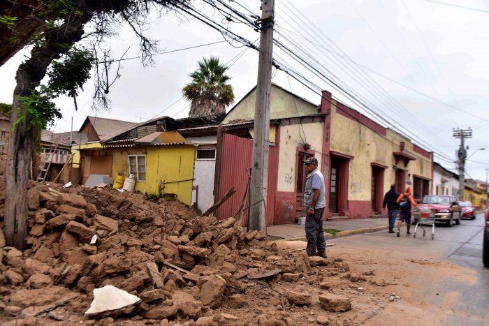 Alcalde de La Serena pide que se decrete estado de emergencia tras el sismo: es