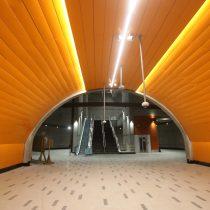 Gobierno fijó para el 22 de enero la inauguración de la línea 3 del Metro