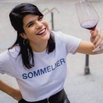 La sommelier argentina Agustina de Alba rompe el concepto elitista del vino