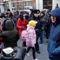 Veinte niños heridos en un ataque con un martillo en una escuela de Pekín