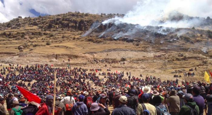 Redes plurinacionales ante los conflictos socioambientales en América Latina