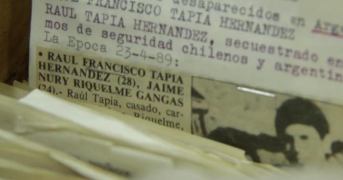 Archivo Nacional pone a disposición de la ciudadanía archivos de Colonia Dignidad