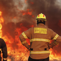 ¿Chile está preparado para enfrentar mega incendios forestales?