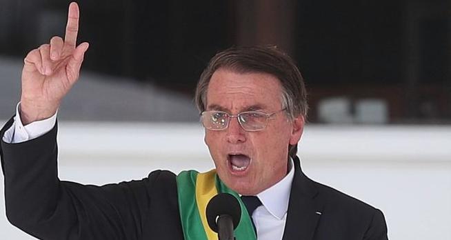 """Bolsonaro, el nuevo """"Mesías"""" brasilero y sus aliados extra-continentales"""