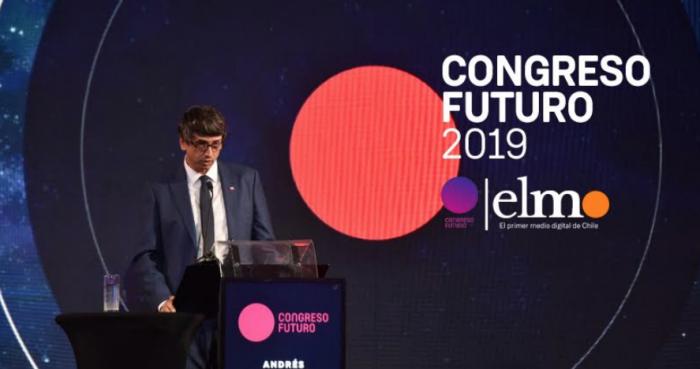 """Ministro Andrés Couve en inauguración Congreso Futuro 2019: """"Buscamos una cultura que apruebe el conocimiento científico para el bienestar de las personas"""""""