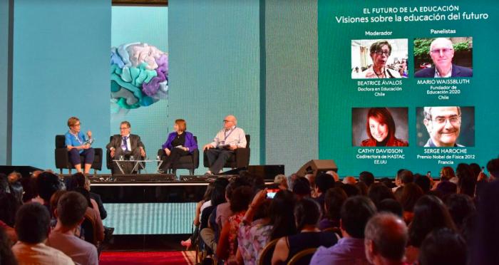 Premios Nobel reparan en la brecha cognitiva con la IA que genera la educación tal como la conocemos hoy