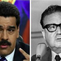 Maduro y Allende