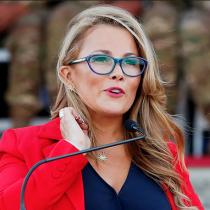 Política espectáculo: Cathy Barriga Presidenta