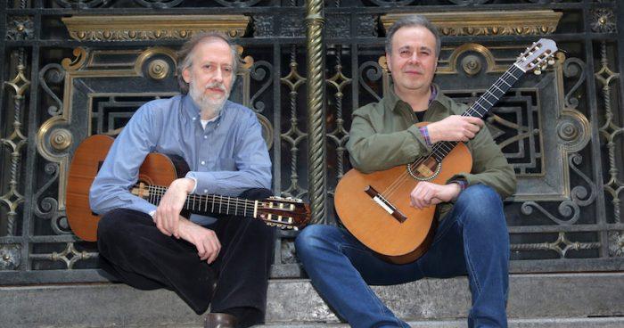 "Concierto dúo ""Orellana & Orlandini"" en Iglesia de la Divina Providencia"