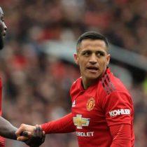 La extraordinaria asistencia de Alexis Sánchez en el triunfo parcial del Manchester United por la FA Cup