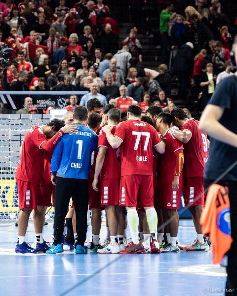 Mundial de Balonmano: Chile consigue su primer triunfo tras dar vuelta su partido ante Austria