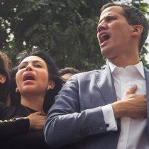 Inteligencia venezolana detiene al presidente de la Asamblea Nacional y principal opositor de Maduro