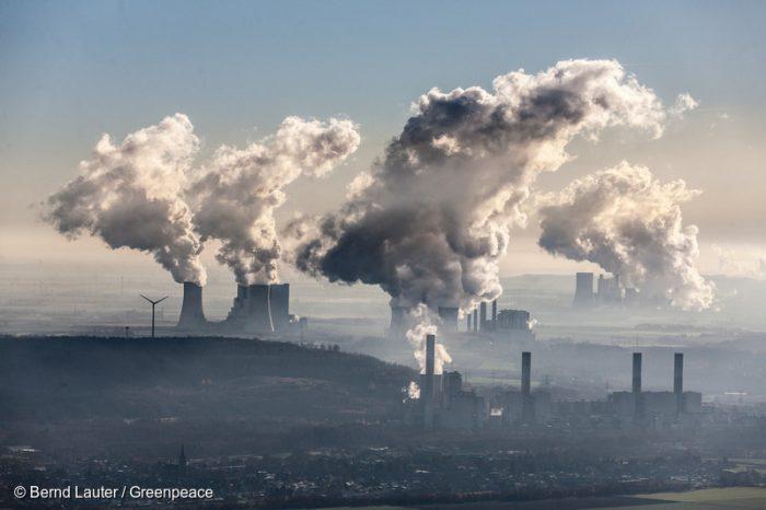 2018, año récord en emisiones de CO2
