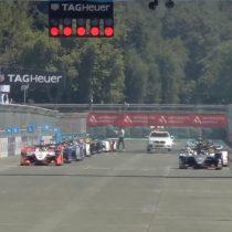 Lo mejor de la Fórmula E