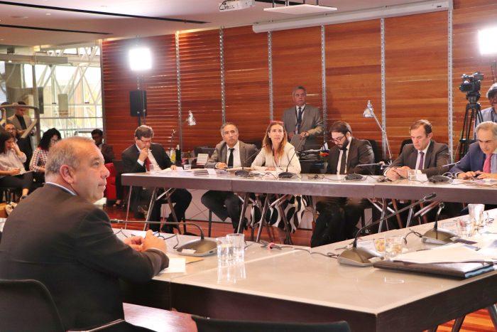 Alcaldes exigieron una real fiscalización para el Plan de Descontaminación de Concón, Quintero y Puchuncaví