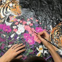 "Exposición ""Naturaleza Animal"" de la artista visual María Jesús Sáez en Museo San Francisco"