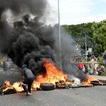 En medio de nuevas protestas, el Gobierno confirma veto a proyecto que regula el método de pesca de la jibia