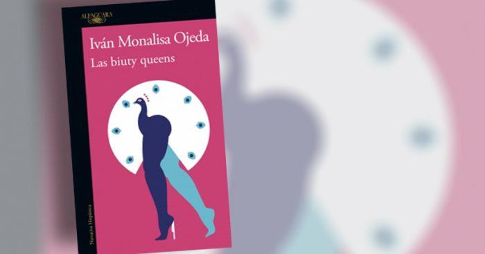 """Libro """"Las biuty queens"""" de Iván Monalisa Ojeda: flores de Nueva York"""