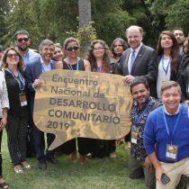 Cumbre social: más de 200 municipios de todo Chile llegaron a inédito encuentro