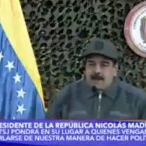 """Nicolás Maduro: """"Ya yo fui al futuro y volví y vi que todo sale bien"""""""