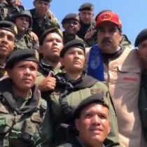 Maduro estrecha unión con la Armada: Presidente de Venezuela publica video en entrenamiento militar